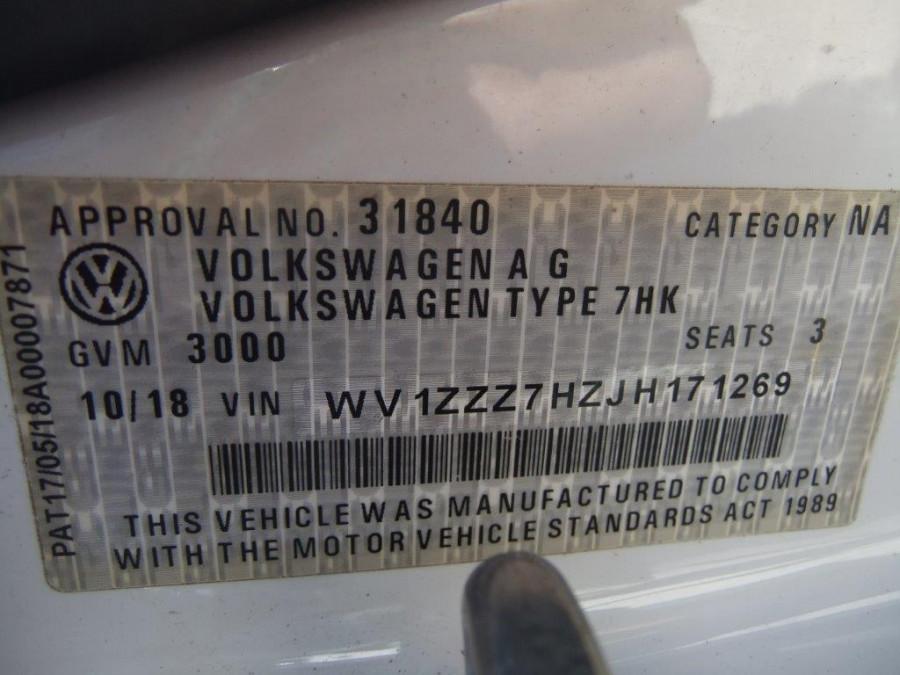 2018 Other Transporter Van Image 12