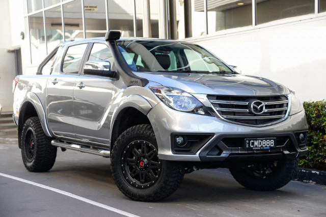 2019 MYch Mazda BT-50 UR 4x4 3.2L Dual Cab Pickup GT Cab chassis Mobile Image 1