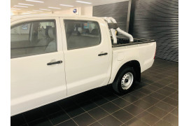 2009 Toyota HiLux TGN16R  Workmate Utility Image 5