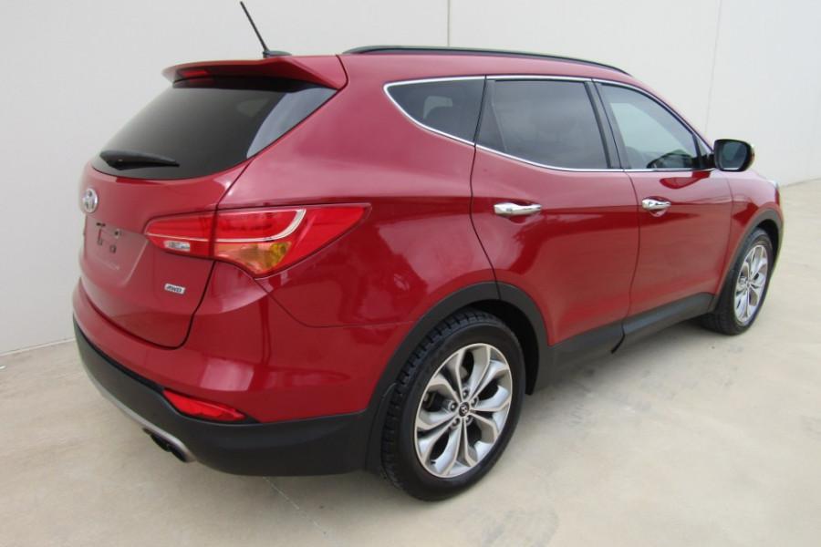 2012 MY13 Hyundai Santa Fe DM Highlander Suv