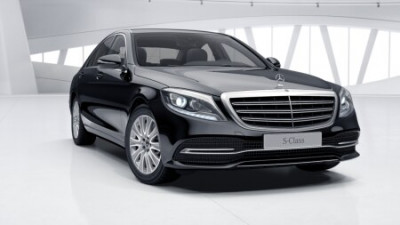 New Mercedes-Benz S-Class Sedan