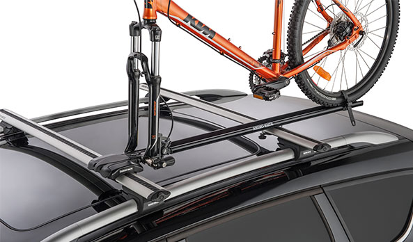 Rhino-Rack - Roof Top Mountain Bike Carrier