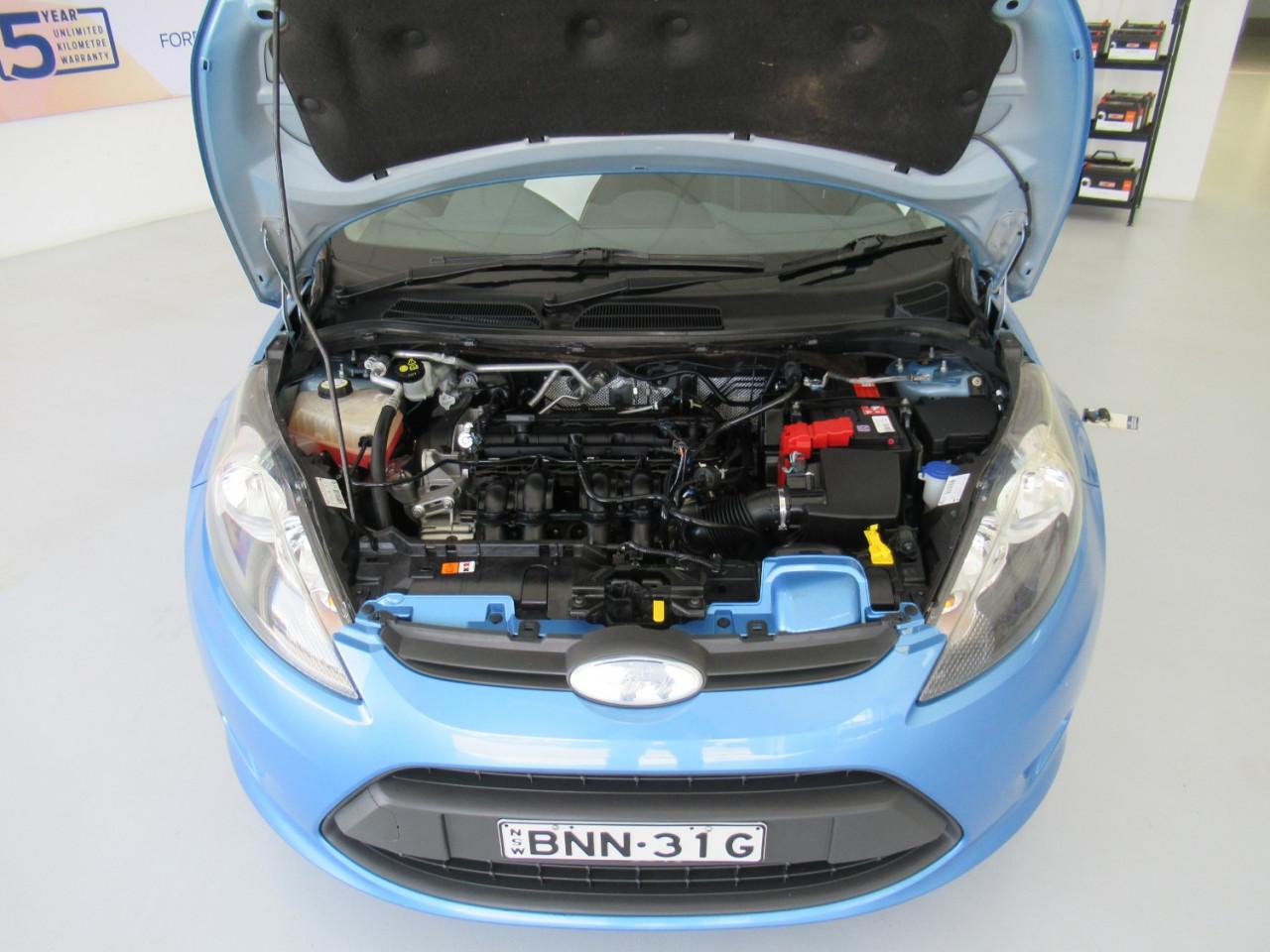 2009 Ford Fiesta WS CL Hatchback Image 24