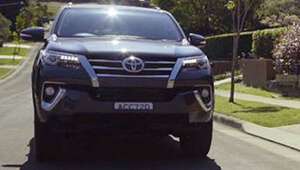 Fortuner Ready for the long haul
