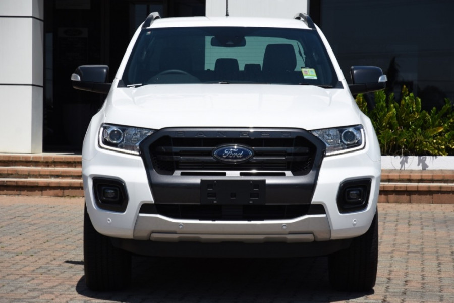 2019 MY19.75 Ford Ranger PX MkIII 4x4 Wildtrak Double Cab Pick-up Ute Image 2