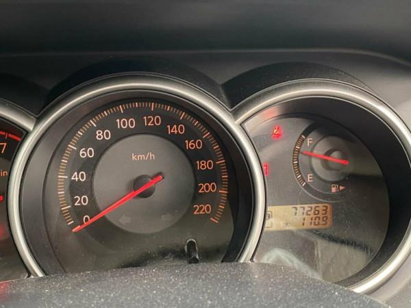 2008 MY07 Nissan Tiida C11 MY07 ST-L Hatchback