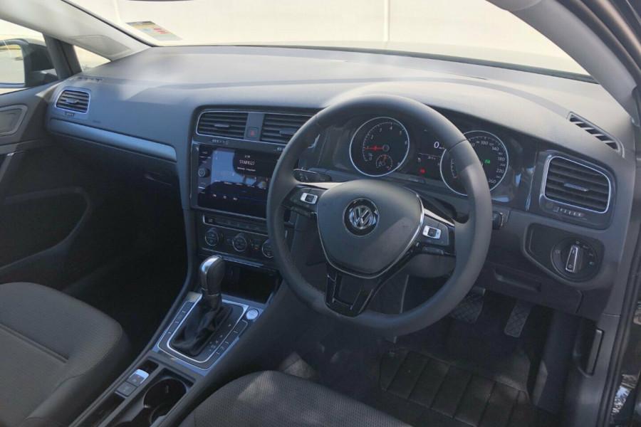 2019 MY19.5 Volkswagen Golf 7.5 110TSI Comfortline Hatchback