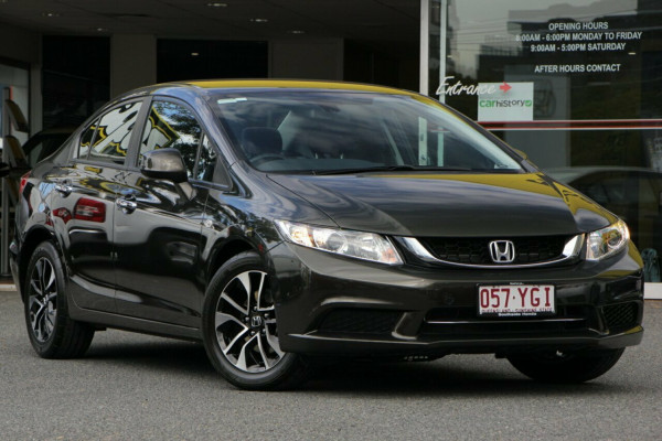 Honda Civic VTi-S 9th Gen Ser II MY14