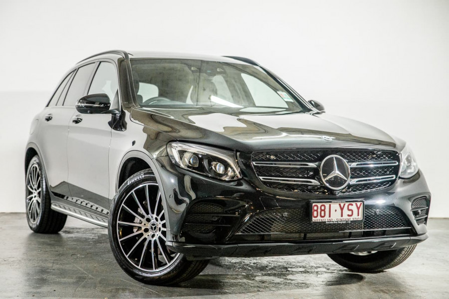 2018 Mercedes-Benz Glc250 d