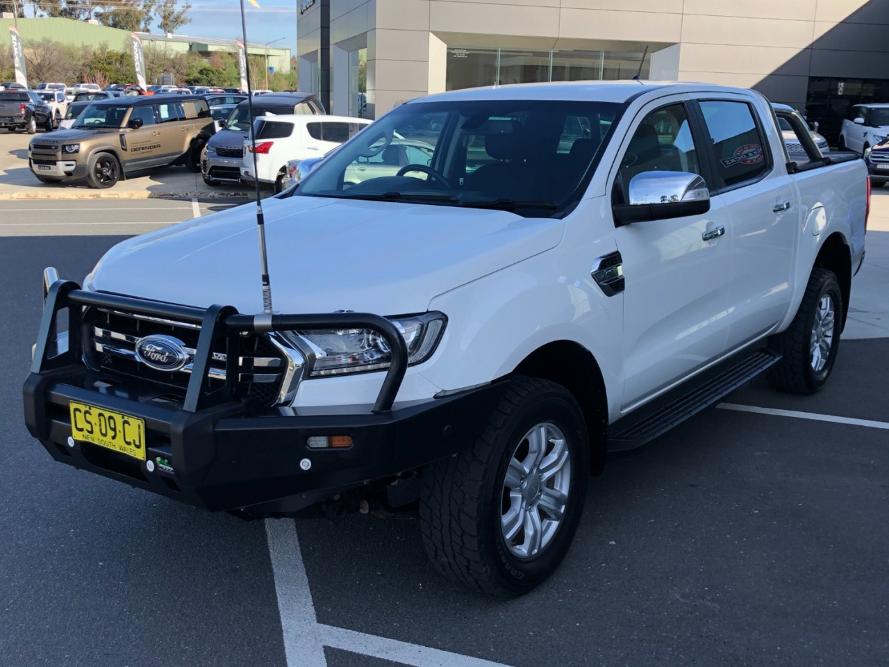 2019 Ford Ranger PX MKIII 2019.00MY XLT Utility Image 1
