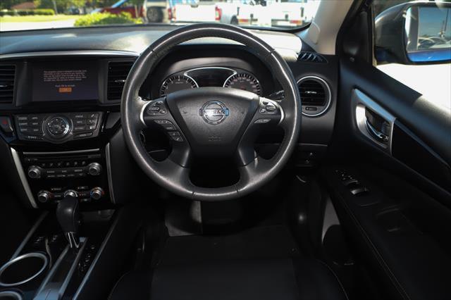 2017 Nissan Pathfinder R52 Series II MY17 ST-L Suv Image 13
