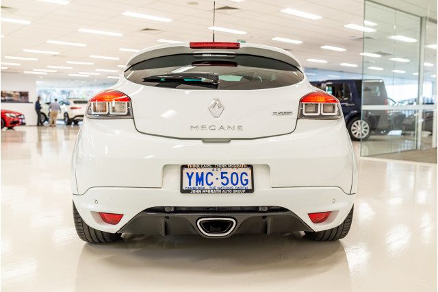 2010 Renault Megane III D95 R.S. 250 Cup Trophe Coupe
