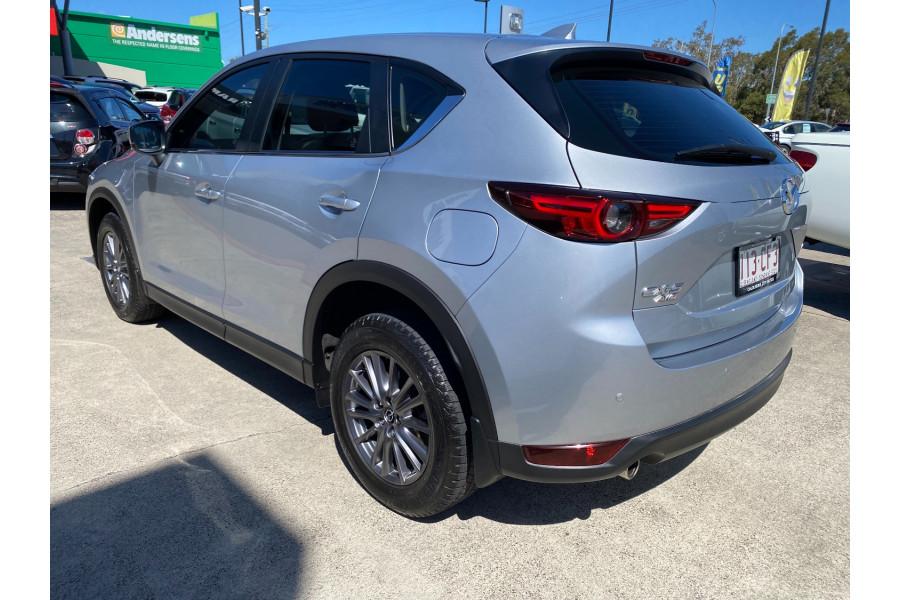 2017 Mazda CX-5 KF4W2A Touring Suv