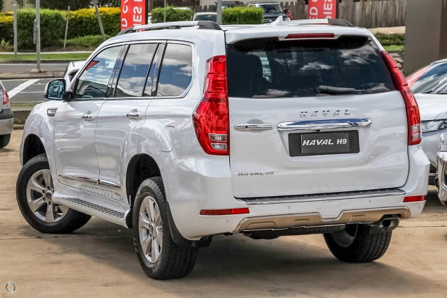 2020 MY19 Haval H9 LUX Suv Image 4