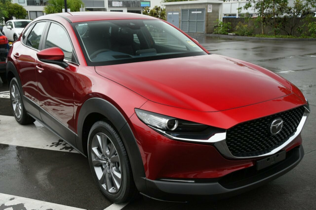 2021 MY20 Mazda CX-30 DM Series G20 Evolve Wagon