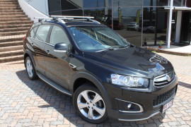 2014 Holden Captiva CG MY14 7 Suv