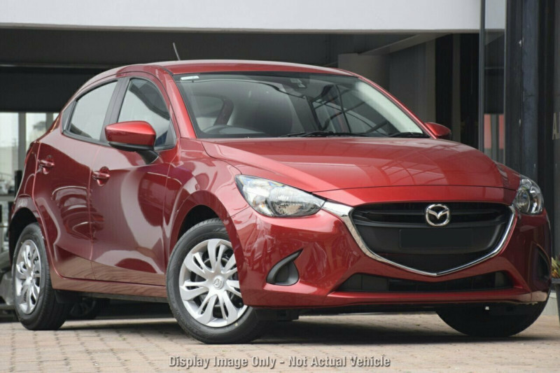 2019 Mazda 2 DJ2HA6 Neo Hatch Hatchback