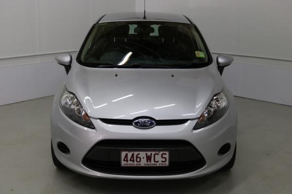 2012 Ford Fiesta WT CL Hatch