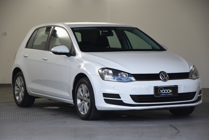 2013 MY14 Volkswagen Golf VII 90TSI Hatch