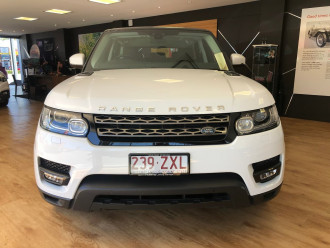 2017 Land Rover Range Rover Sport L494 MY17 TDV6 SE Suv Image 4