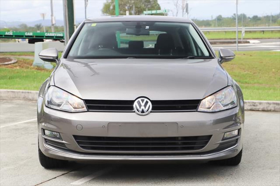 2015 Volkswagen Golf 7 MY15 110TDI Highline Hatchback Image 7