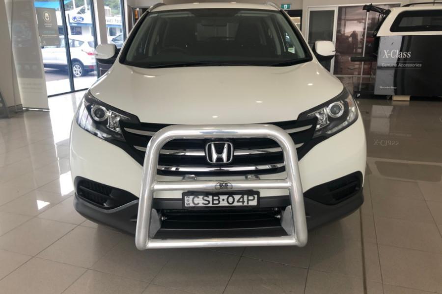 2014 MY15 Honda CR-V RM MY15 VTi Suv