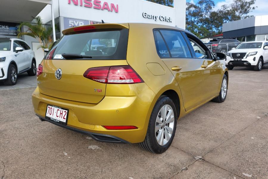 2017 Volkswagen Golf Image 5