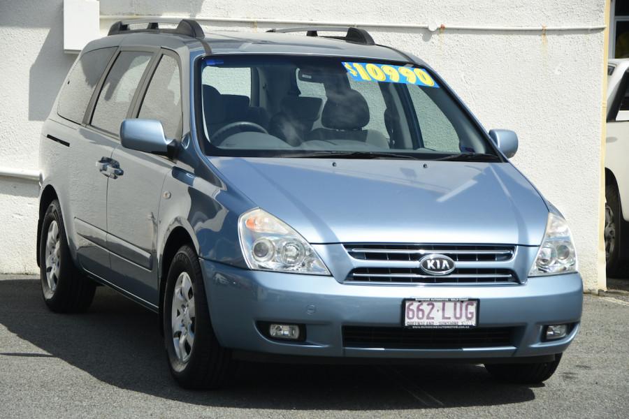 2008 MY07 Kia Grand Carnival VQ MY07 EX Wagon