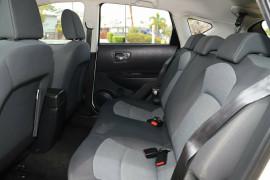 2013 Nissan Dualis J10W Series 4 MY13 ST Hatch X-tronic 2WD Hatchback