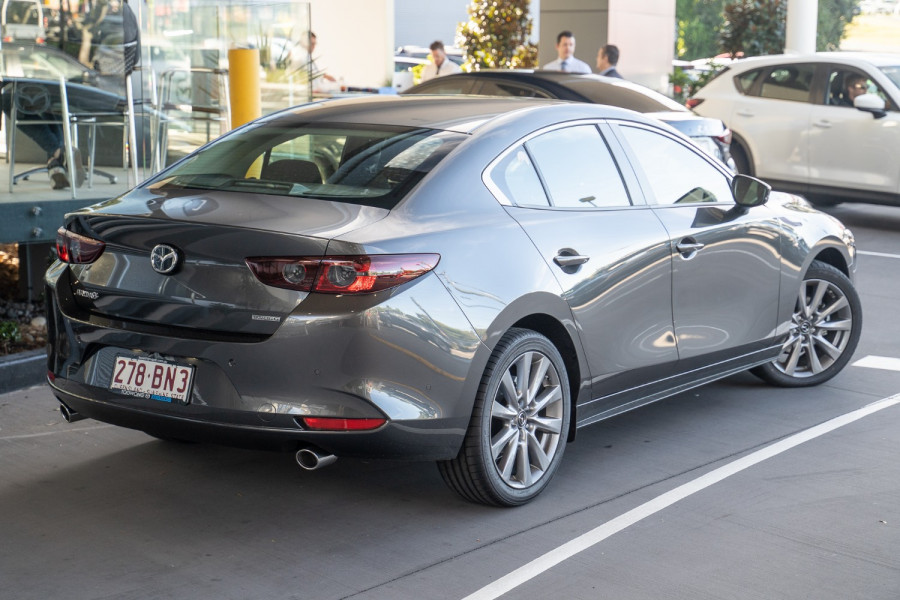 2021 Mazda 3 G25 Evolve Sedan