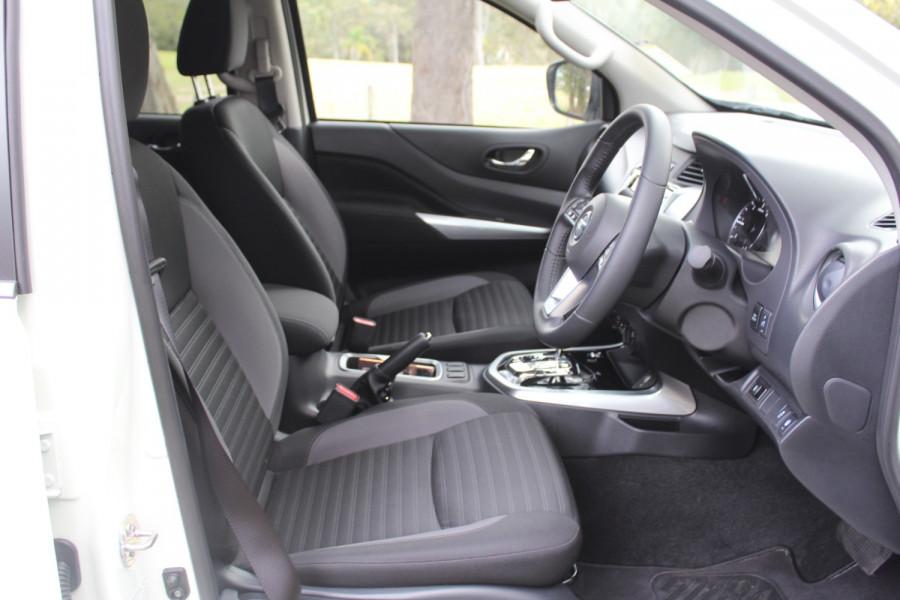 2021 Nissan Navara D23 Dual Cab ST-X Pick Up 4x4 Utility Image 14