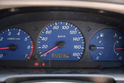 2004 Mazda Bravo B2600 DX Cab chassis