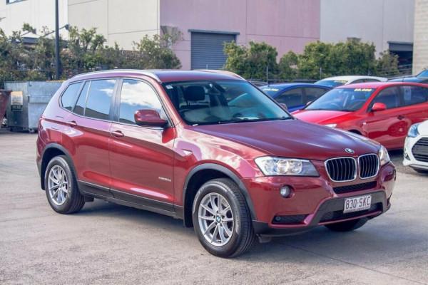 2012 BMW X3 F25 xDrive20d Suv Image 5
