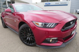 Ford Mustang Fastback FM