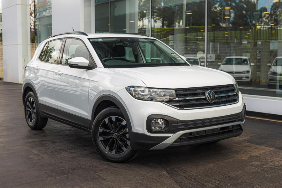 2021 Volkswagen T-Cross 85TSI Life 1.0L T/P 7Spd DSG Wagon