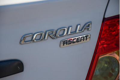 2004 Toyota Corolla ZZE122R Ascent Sedan Image 5