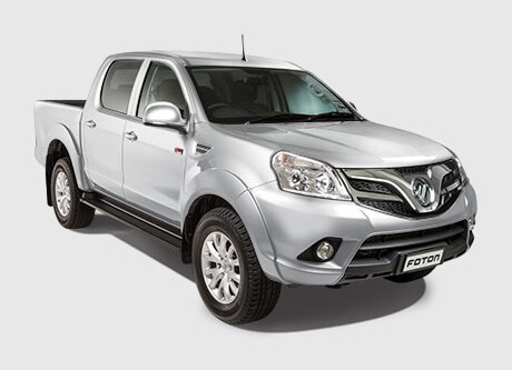 Tunland 4WD Manual Double Cab