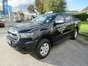 2020 MY20.25 Ford Ranger PX MkIII 4x4 XLT Double Cab Pick-up Utility