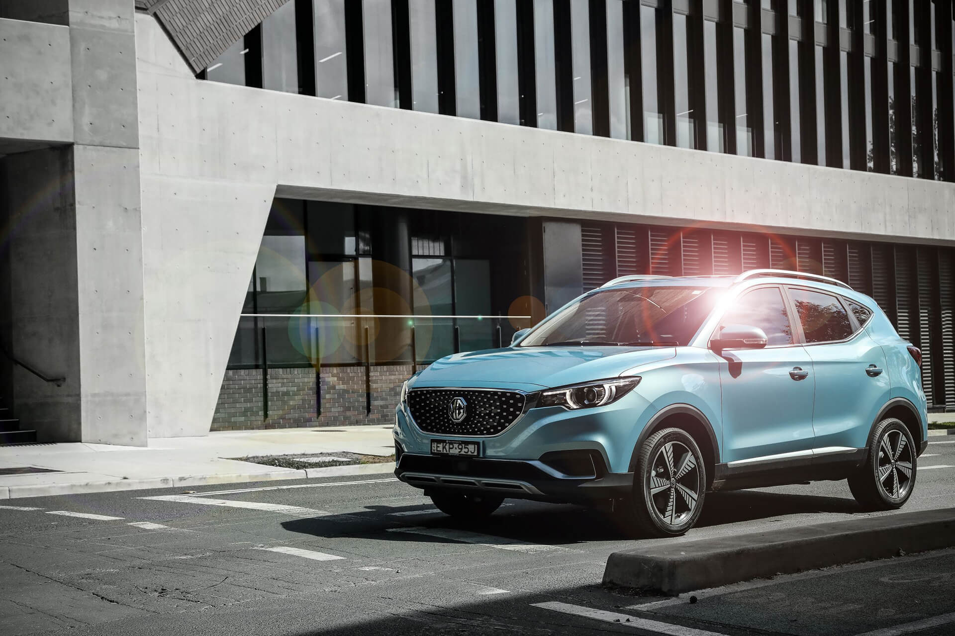 Electric for Everyone: MG Motor Officially Launches Its First Full-Electric SUV