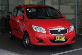 Holden Barina TK MY09