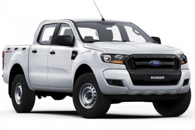 Ford Ranger 4x2 XL Double Cab Pickup 2.2L Hi-Rider PX MkII