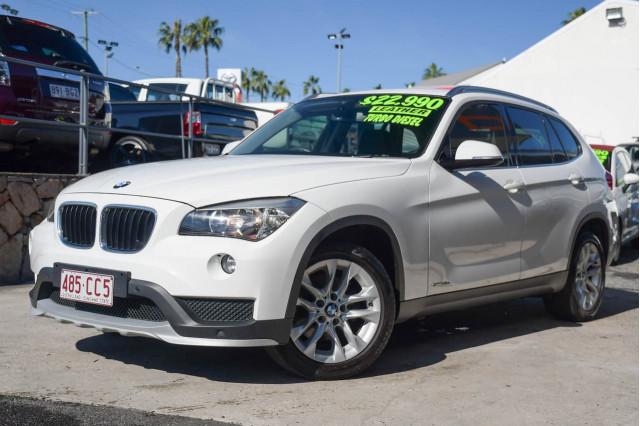 2014 BMW X1 E84 MY15 sDrive18d Suv
