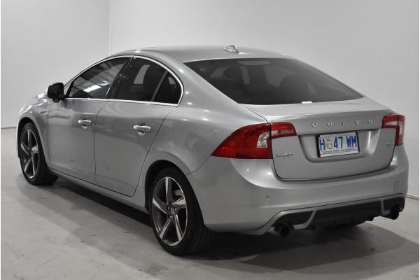 2013 Volvo S60 (No Series) MY13 T5 Teknik Sedan Image 2
