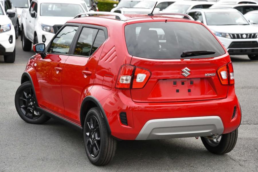 2021 Suzuki Ignis MF Series II GLX Hatchback