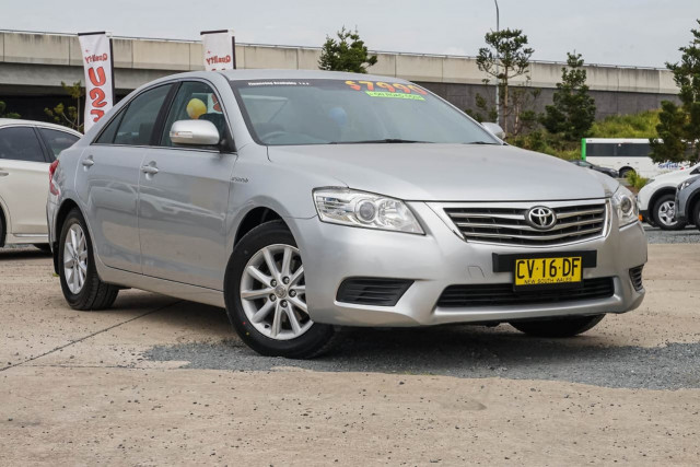 2010 Toyota Aurion AT-X