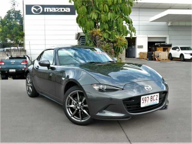2020 Mazda MX-5 ND RF GT Convertible Mobile Image 1