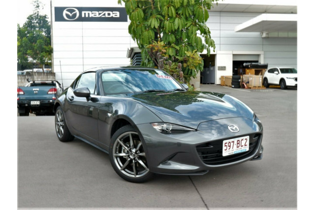 2020 Mazda MX-5 ND RF GT Convertible