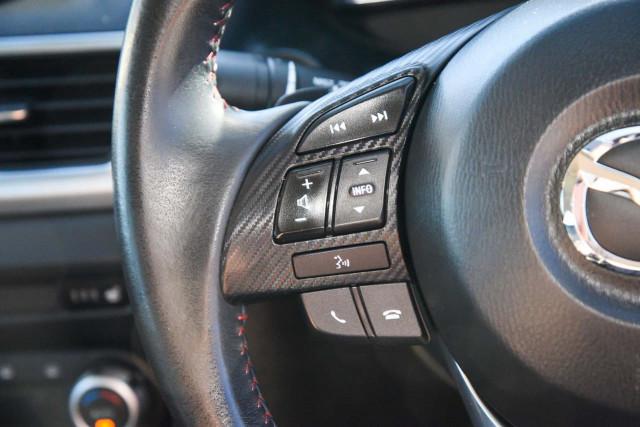 2015 Mazda 3 BM Series SP25 GT Sedan Image 12