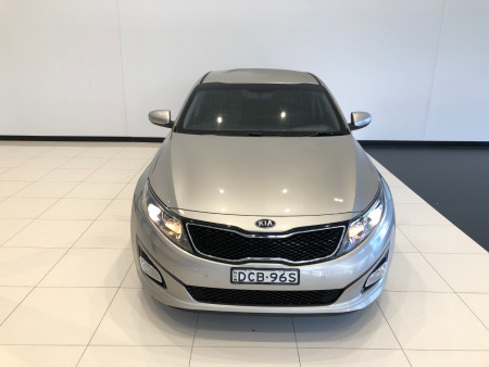2014 Kia Optima TF Si Sedan Image 3