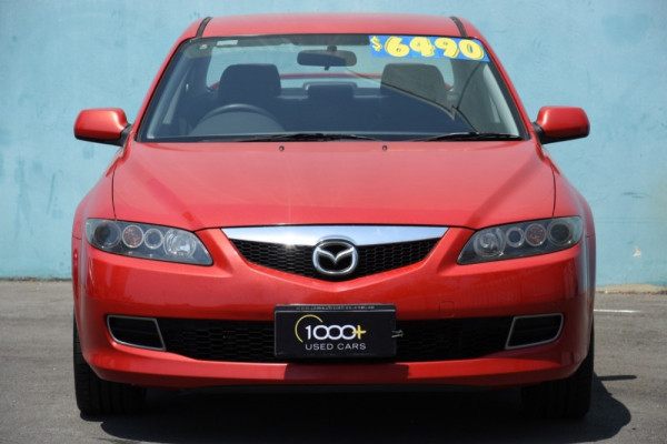 2006 Mazda 6 GG1032 Limited Sedan Image 2